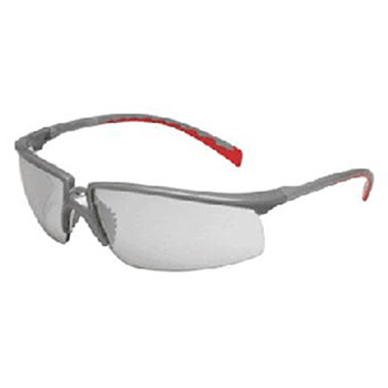 Aearo Technologies by 3M Safety Glasses Privo Silver Red 12268-00000