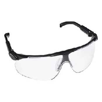 Aearo Technologies by 3M Safety Glasses Maxim Black Frame 13250-00000