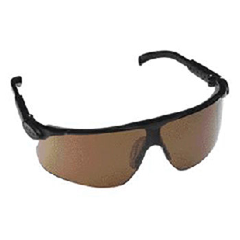 Aearo Technologies by 3M Safety Glasses Maxim Black Frame 13251-00000