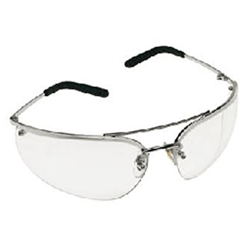 Aearo Technologies by 3M Safety Glasses Metaliks Polished Metal 15170-10000