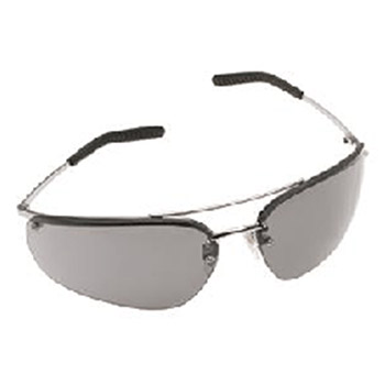 Aearo Technologies by 3M Safety Glasses Metaliks Polished Metal 15171-10000