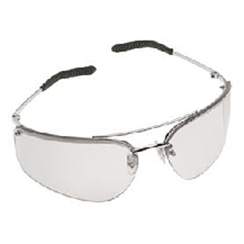 Aearo Technologies by 3M Safety Glasses Metaliks Polished Metal 15172-10000