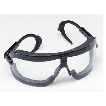 Aearo 3M Safety Glasses Medium Fectoggles Dust Impact Goggles 16408-00000