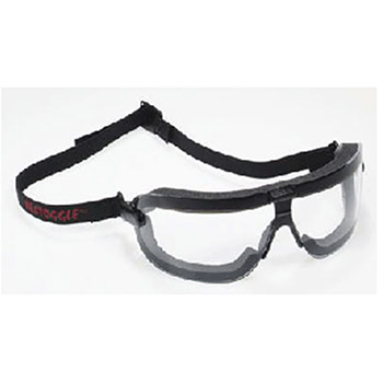 Aearo 3M Safety Glasses Large Fectoggles Dust Impact Goggles 16412-00000