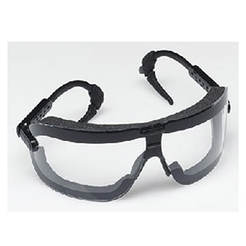 Aearo 3M Safety Glasses Large Fectoggles Dust Impact Goggles 16420-00000