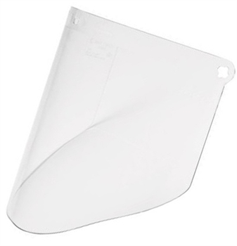 Aearo 3M 9in X 14 1 2in X .060in Clear Propionate Faceshield 82700-00000