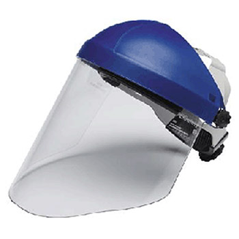 Aearo 3M Faceshields Easy Change WP96 9in X 14 1 2in X .080in Clear 82701-00000