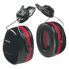 Aearo Technologies by 3M Peltor Optime 105 Helmet Mount Earmuffs H10P3E