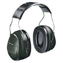 Aearo Technologies by 3M Peltor Optime 101 Over The Head Earmuffs H7A
