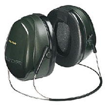 Aearo Technologies by 3M Peltor Optime 101 Behind The Head Earmuffs H7B