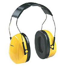 Aearo Technologies by 3M Peltor Optime 98 Over The Head Earmuffs H9A