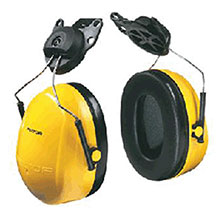 Aearo Technologies by 3M Peltor Optime 98 Helmet Mount Earmuffs H9P3E