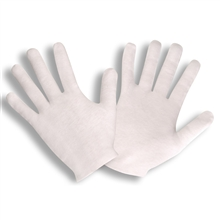 Cordova Leather Palm Gloves Weight Lisle Hemmed Cuff 1120
