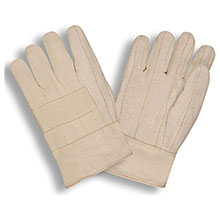 Cordova Hot Mill Gloves HEAVY WEIGHT COTTON LINED 3 PLY 2520