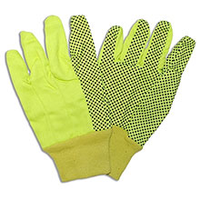 Cordova 2720 High-Viz Yellow Green and Black PVC Dotted