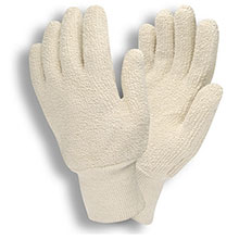 Cordova 3218 Natural Terry Cloth Glove