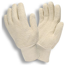 Cordova 3224 Natural Terry Cloth Glove