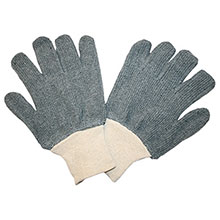 Cordova 3224G Grey Terry Cloth Glove