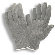 Cordova Work Gloves Weight Gray Polyester Cotton 3415G
