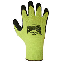 Cordova 3995 Charger Glove Latex Coated