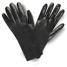 Cordova 5012 Black PVC coated glove Smooth finish