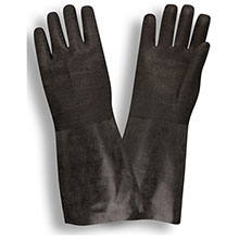Cordova 5814R Black Supported Neoprene Glove