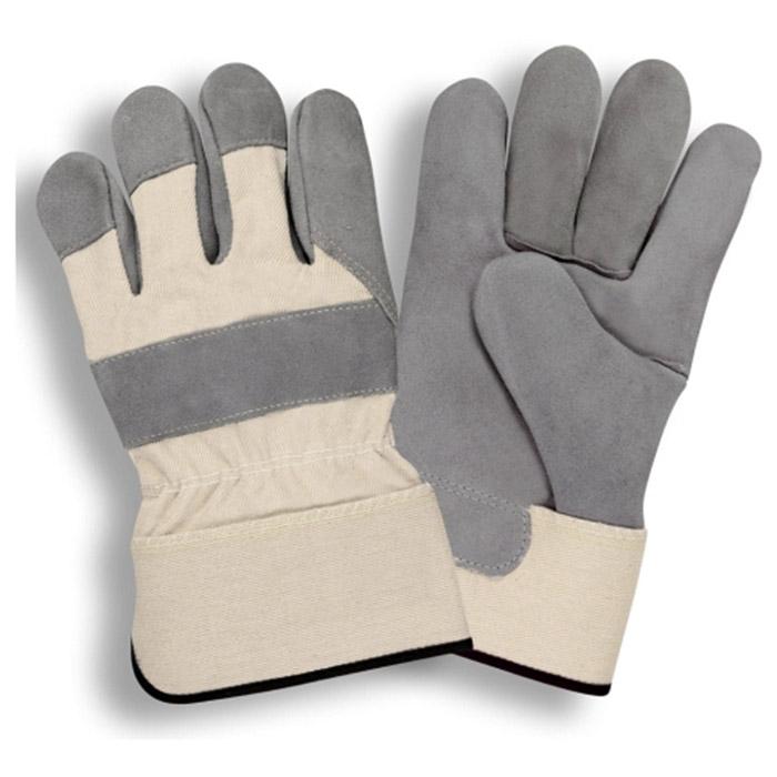 Cordova 40A Premium Split Leather Glove Double Chrome Tanned Beauteous Leather Glove Pattern