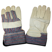 Cordova Leather Palm Gloves Grain Patch 8350L