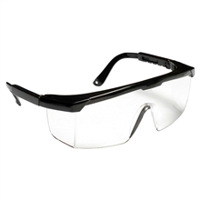 1680f6f1c5 ... Cordova EJB10ST Retriever Black Safety Glasses