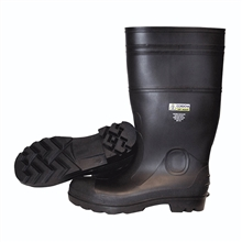 Cordova PB23 Black PVC Boot Black PVC Sole