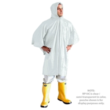 Cordova RP10C Value-Line .10mm PVC Poncho