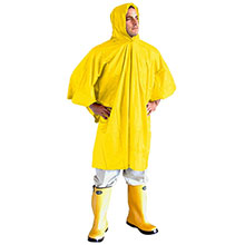 Cordova RP10Y Value-Line .10mm PVC Poncho