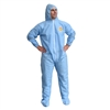 Cordova C Max Blue Sms Coverall Hood Boots SMS910