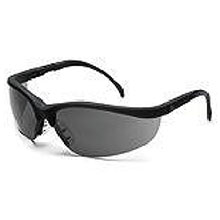 Crews Safety Safety Glasses Klondike Black Frame KD112