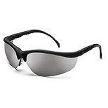 Crews Safety Safety Glasses Klondike Black Frame KD117