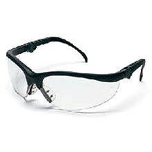 Crews Safety Safety Glasses Klondike Plus Black KD310