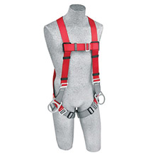 DBI/SALA Safety Harness Medium Large Protecta PRO Line Full Body 1190000