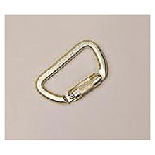 DBI/SALA 3 4in Saflok Self Closing Locking Steel Carabiner 2000112
