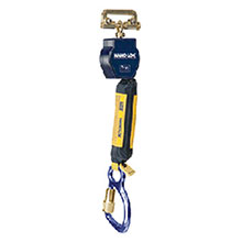 DBI/SALA Life Line Nano Lok Single Leg Self Retracting Lifeline 3101225