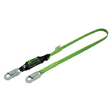 Miller by Honeywell Lanyard 6 Green Single Leg Vinyl Coated 913PC6FTGN