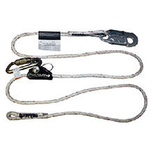 Miller by Honeywell 8 Adjustable Rope Lanyard ARL100Z78FT