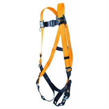 Miller by Honeywell Titan Full Body Harness Tongue Buckle T4500