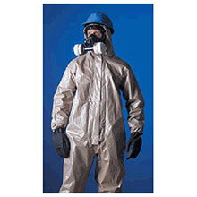 Dupont  X Large Tan Tychem CPF3 Chemical Protection C3127TTNXL00