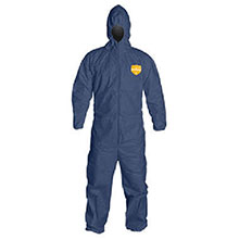 Dupont Personal Protection X Large Denim Blue 12 mil ProShield SMS P1127SDBXL00
