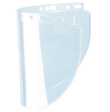 Fiber-Metal Honeywell Faceshields 4178 8in X 16 1 2in X .060in Clear Propionate 4178CLBP