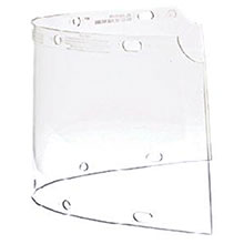 Fiber-Metal Honeywell Faceshields 6750 8in X 16 1 2in X .060in Clear Propionate 6750CL