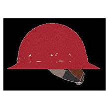 Fiber-Metal Honeywell Hardhat Red Supereight Class E G or C Type I Thermoplastic E1RW15A000