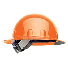 Fiber-Metal Honeywell Hardhat Hi Viz Orange Supereight Class E G or C E1RW46A000