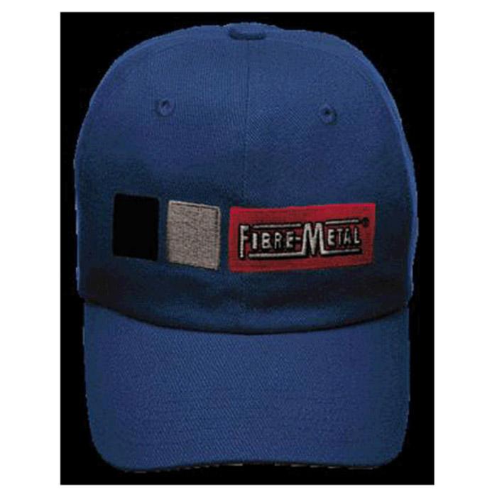35632c5f8cc Fiber-Metal by Honeywell Hardhat Blue Homerun Cotton Baseball Style Bump  SBC2BE
