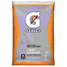 Gatorade 51 Ounce Instant Powder Pouch Riptide Electrolyte 33672